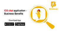 IOS chat application - Business Benefits