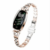 H8 Smart Watch Women Waterproof Heart Rate Monitoring Blood Pressure Bluetooth For Android IOS Fitness Bracelet Smartwatch $65.78 zhif.myshopify.com