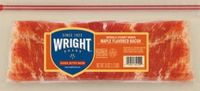 Wright® Brand Naturally Smoked Maple Flavored Bacon